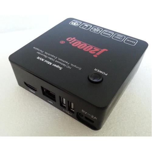 Видеорегистратор для IP камер видеонаблюдения J2000IP-NVR08M