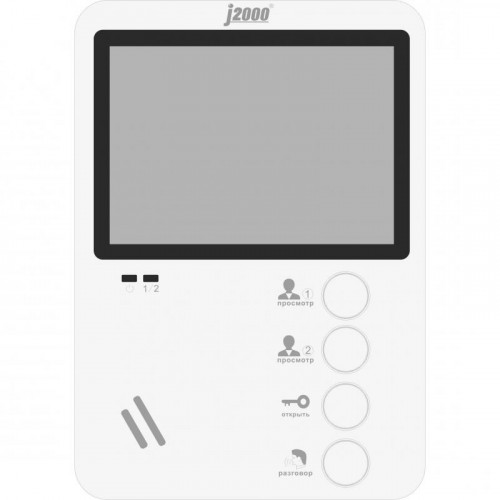 "Видеодомофон J2000-DF-ЕКАТЕРИНА 4,3"""