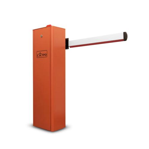 Шлагбаум автоматический САТРО ФОРТ-4 (оранжевый)