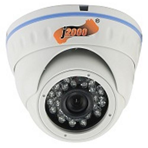 Купольная IP Камера видеонаблюдения J2000-HDIP24Dvi20 (3,6) v.1