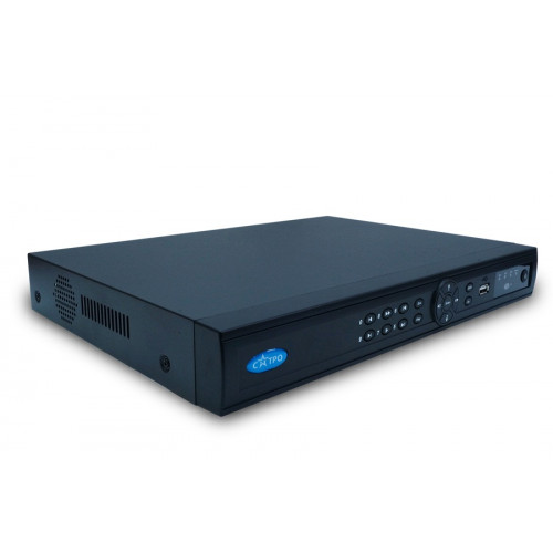Видеорегистратор для IP камер видеонаблюдения САТРО-VR-M16