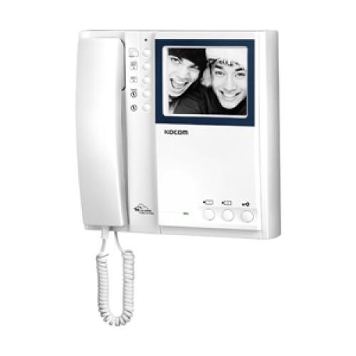 Комплект видеодомофона с вызывной панелью Kocom KVM-524RG/JSB-V05M