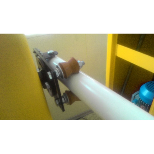 Система откидывания стрелы САТРО