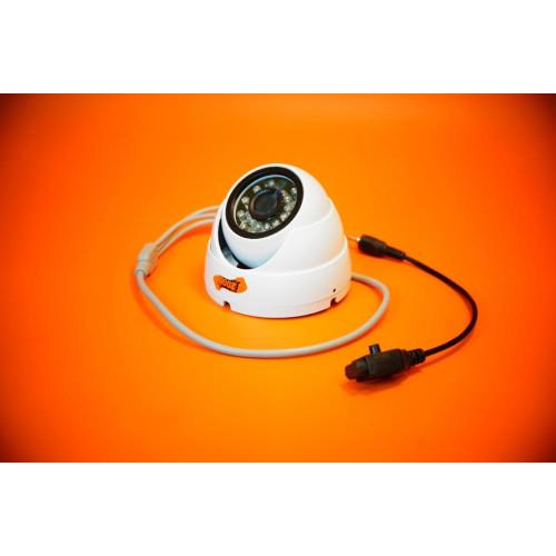 Купольная AHD Камера видеонаблюдения J2000-MHD2Dm15 (2,8)