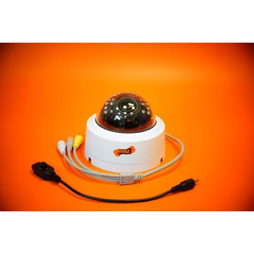 Купольная AHD Камера видеонаблюдения J2000-MHD2Dp20 (2,8-12)