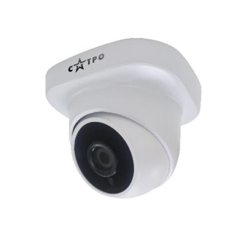 Купольная AHD Камера видеонаблюдения САТРО-VC-MDV20F VP (3.6)