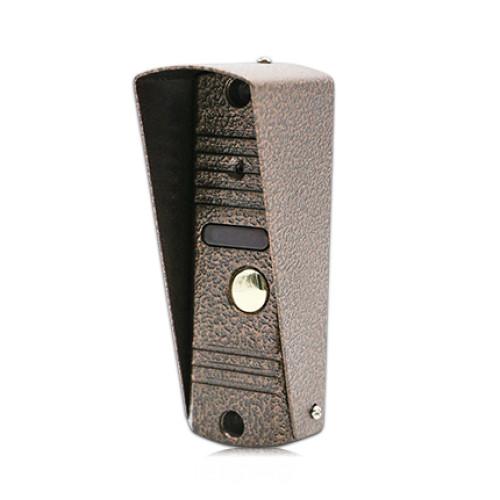 Вызывная панель домофона J2000-DF-АДМИРАЛ AHD (медь)