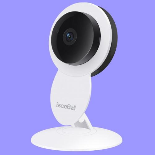 Купольная IP Камера видеонаблюдения Kenwei KW-IPC3311 белый
