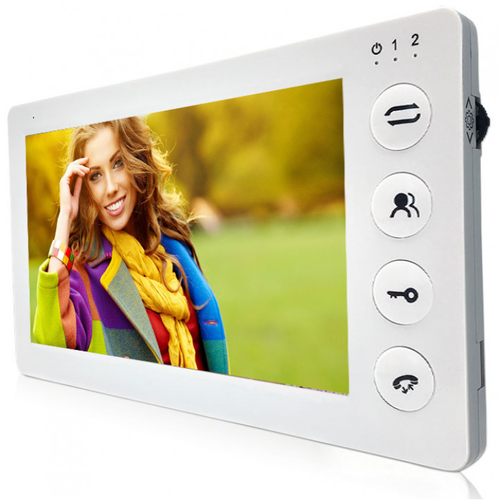 Видеодомофон J2000-DF-КАРИНА AHD 2,0 mp