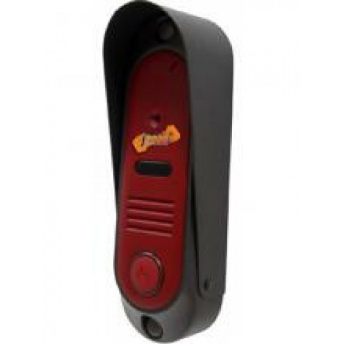 Вызывная панель домофона J2000-DF-АЛИНА AHD 1.3mp (красный)