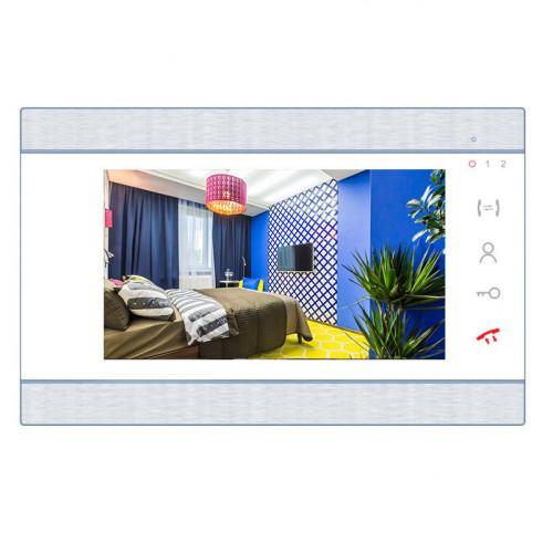 Видеодомофон J2000-DF-ВАРВАРА AHD 2.0 белый