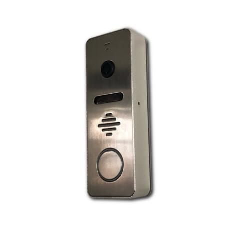 Вызывная панель домофона J2000-DF-Антей AHD 2,0Mp (серебро)