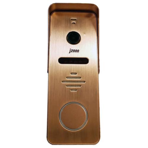 Вызывная панель домофона J2000-DF-Антей AHD 2,0Mp (медь)