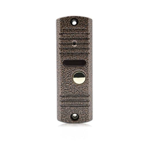 Вызывная панель домофона J2000-DF-АДМИРАЛ AHD 1,3 mp (медь) без козырька