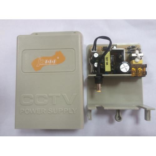 Блок питания для систем видеонаблюдения J2000-PS2000 v.1