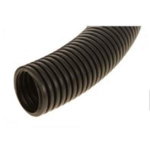 Гофрированная труба ПНД D=25 черная