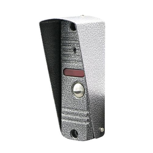 Вызывная панель домофона J2000-DF-АДМИРАЛ AHD 2,0 mp (серебро)