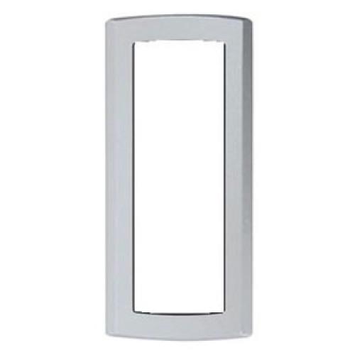 Врезная монтажная коробка вызывной панели домофона Kocom KC-MC20 (серебро)