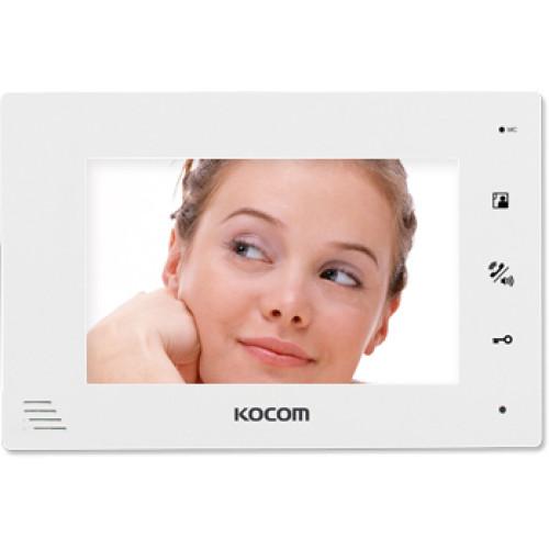 Видеодомофон Kocom KCV-A374 белый