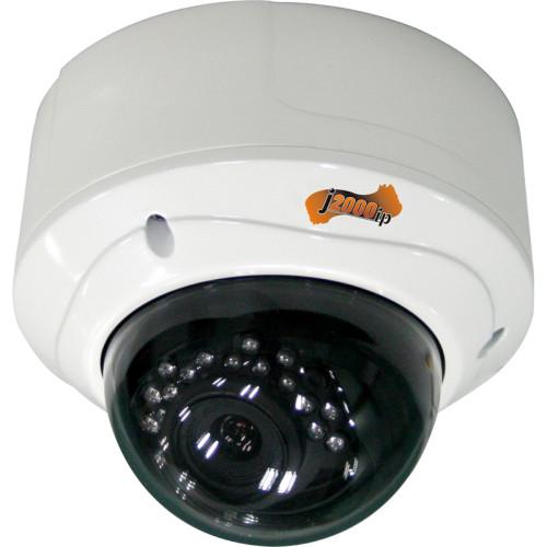 Купольная IP Камера видеонаблюдения J2000IP-DWV121-Ir1-PDN