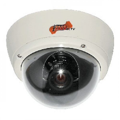 Купольная AHD Камера видеонаблюдения J2000-DV140HVRX (2.8-12)