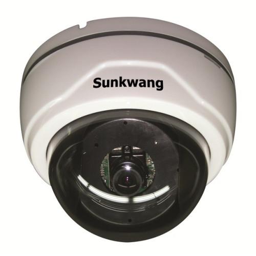 Купольная AHD Камера видеонаблюдения Sunkwang SK-DC80/M847P (3.6)