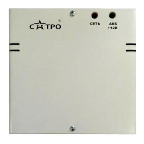Бесперебойный блок питания для систем видеонаблюдения Сатро-1230Р