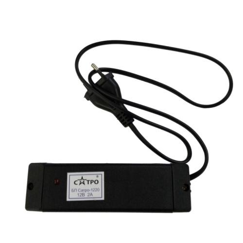 Блок питания для систем видеонаблюдения Сатро-1220