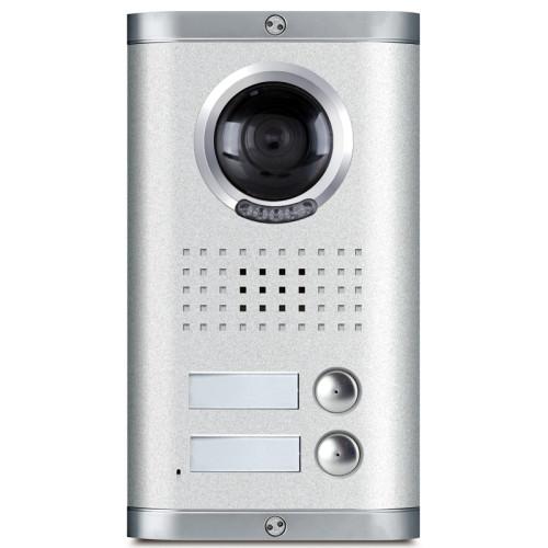 Вызывная панель домофона Kenwei KW-1380MC-2B-600TVL