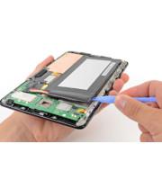 Замена батареи на планшете