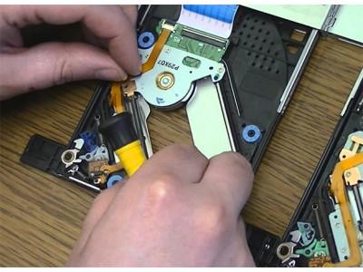Ремонт DVD приводов ноутбуков