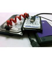 Сложности и особенности восстановления данных с современных жестких дисков