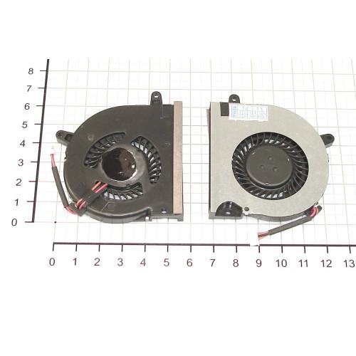 Вентилятор (кулер) для ноутбука Samsung  X118 X120 X123 X130 X170 X318 X418 X420 X430 X520