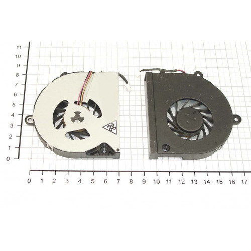 Вентилятор (кулер) для ноутбука Toshiba Satellite P770 P770D P775 P775D