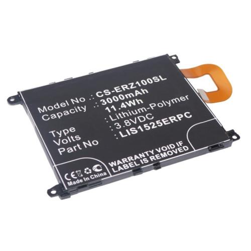 Аккумулятор CS-ERZ100SL LIS1525ERPC для Sony Xperia Z1 C6903 3.8V / 3000mAh / 11.4Wh