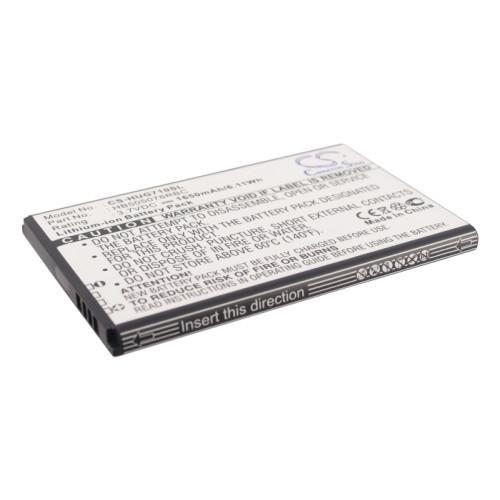 Аккумулятор CS-HUG710SL HB505076RBC для Huawei Ascend G610 G700 G710 G606 3.7V / 1650mAh /