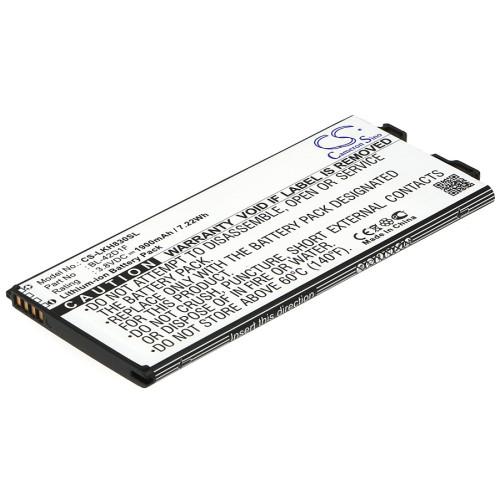 Аккумулятор CS-LKH830SL BL-42D1F для LG AS992, G5  3.8V / 1900mAh / 7.22Wh