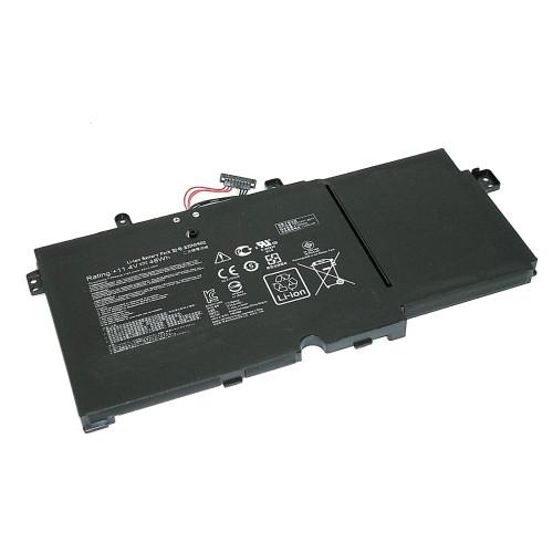 Аккумулятор для Asus N591LB Q551LN 11.4V 48Wh B31N1402 черная
