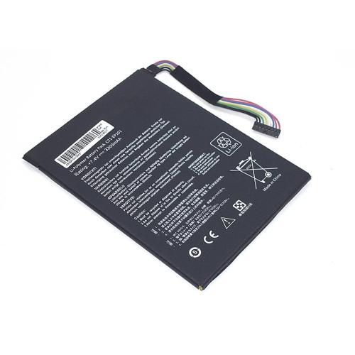 Аккумулятор для Asus EP101 7.4V 3300mAh REPLACEMENT черный