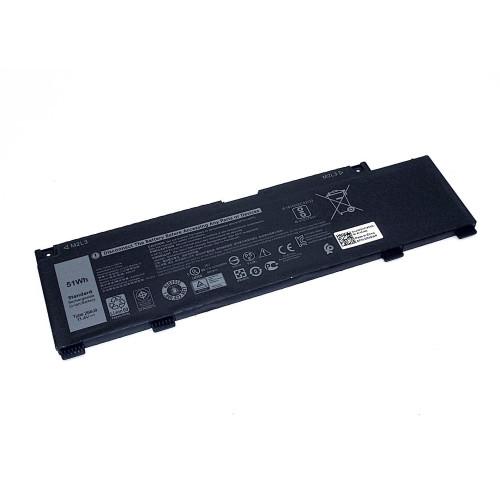 Аккумулятор для Dell G3 15 3590 (266J9) 11.4V 4255mAh
