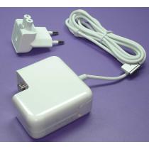 Блок питания для ноутбуков Apple 14.85V 3.05A 45W MagSafe 2 T-shape REPLACEMENT