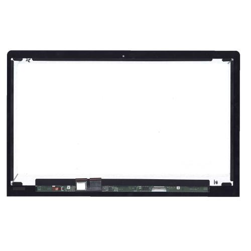 Модуль (матрица + тачскрин) для Lenovo Flex 3 15 FHD черный