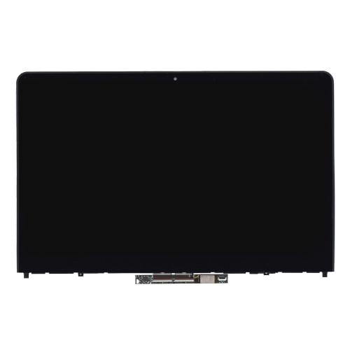 Модуль (матрица + тачскрин) для Lenovo Thinkpad Yoga 14 черный с рамкой