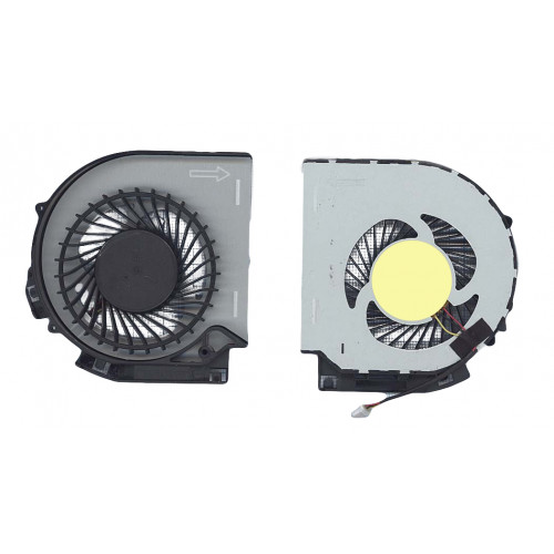 Вентилятор (кулер) для ноутбука Dell Inspiron 7737