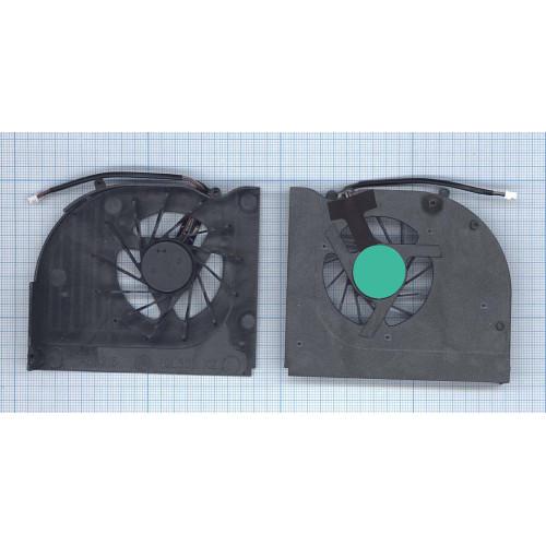 Вентилятор (кулер) для ноутбука LG R590 R580 Clevo TW9
