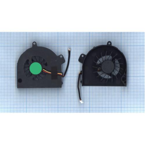 Вентилятор (кулер) для ноутбука Toshiba Satellite A500 A505 A505D` (без крышки)